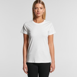 AS Colour - Women's  Maple ORGANIC Tee